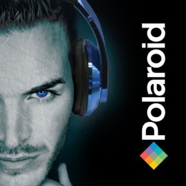 Polaroid Metallic Headphones