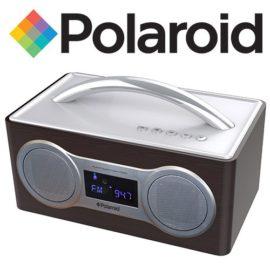 PBS907 Polaroid FM/Bluetooth Boom Box