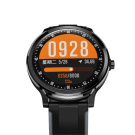 Polaroid Round Full touch fitness watch – PA80