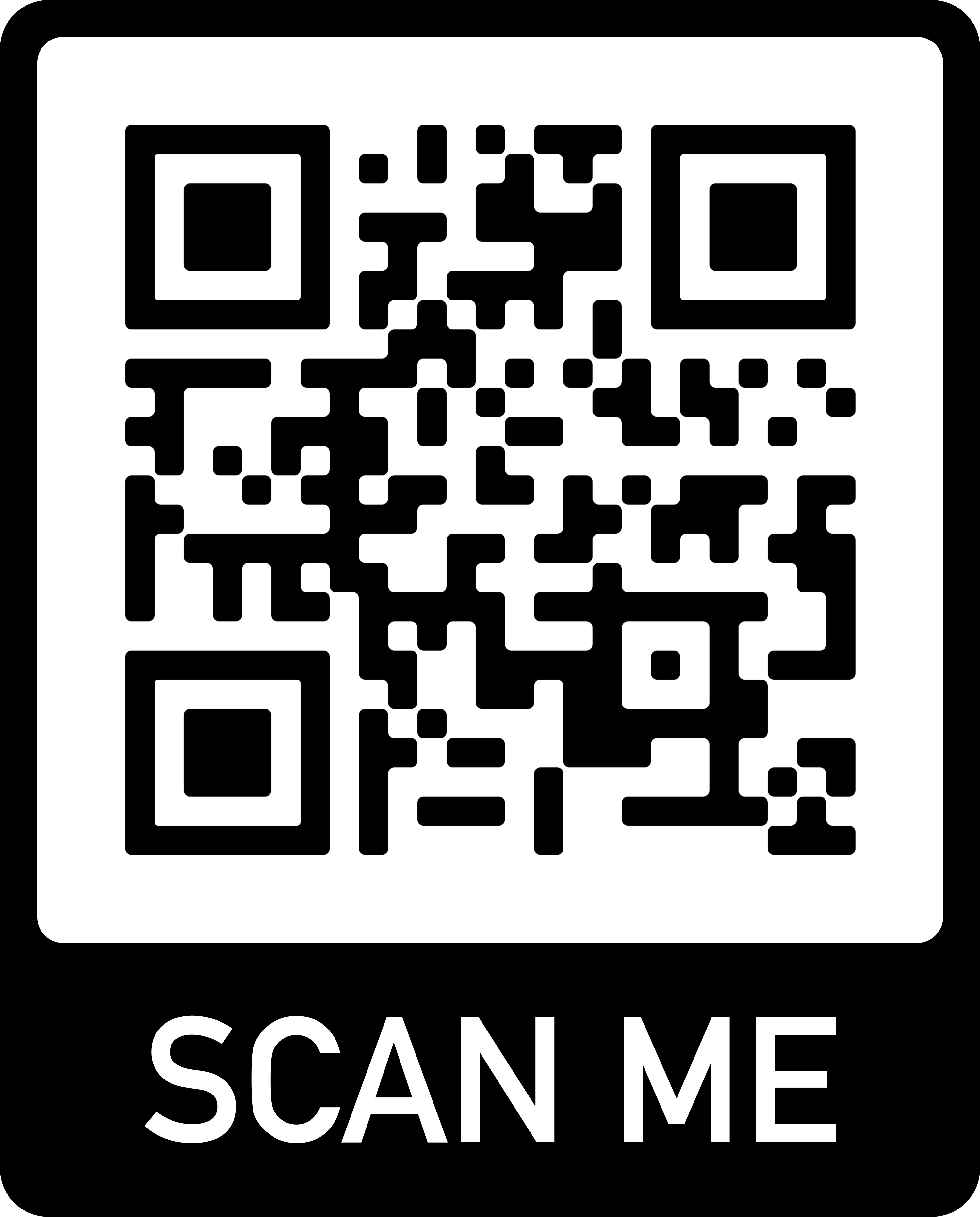 QR code for the Polaroid Active app PA58